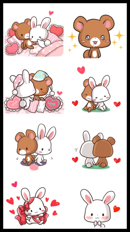 About Love Stickers