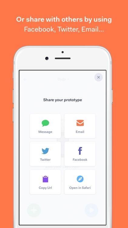 POP -  Prototyping on Paper. screenshot-3