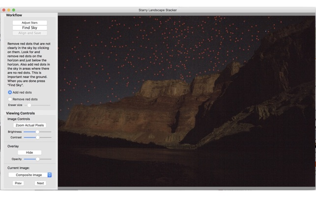 Create tack sharp macro images