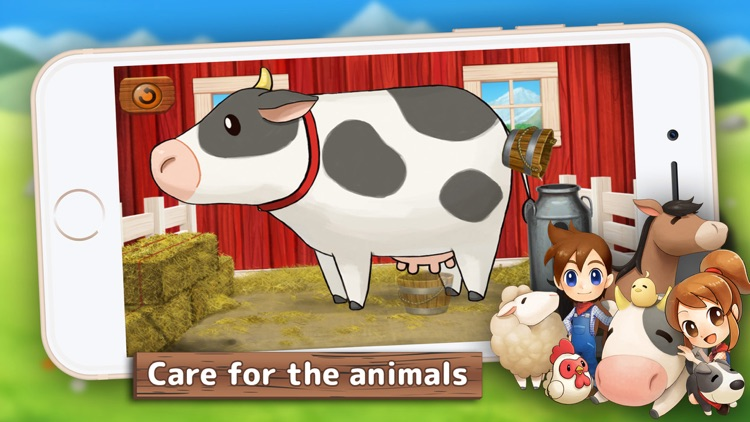 Harvest Moon: Lil' Farmers screenshot-0