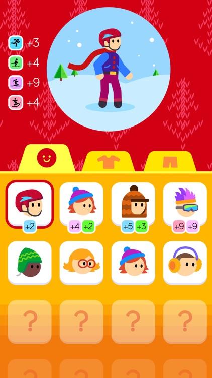 Ketchapp Winter Sports screenshot-3