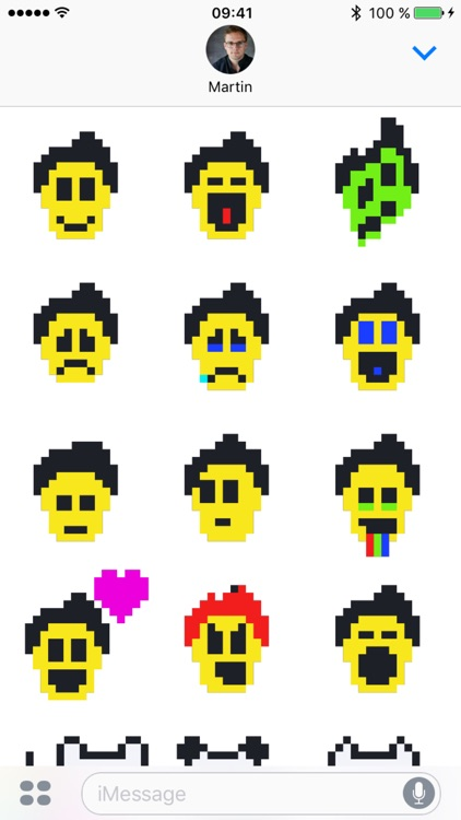 Teletext Stickies