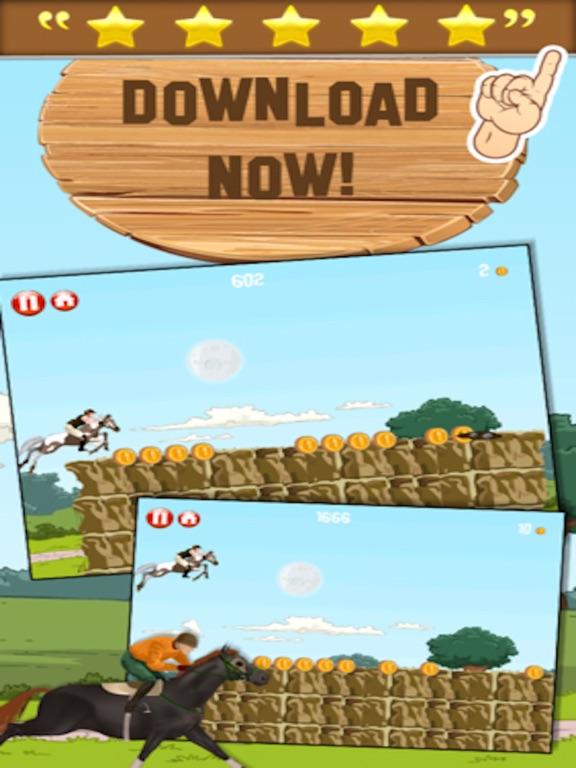 Horse  Race - Tiny Pony Horse Riding screenshot 5