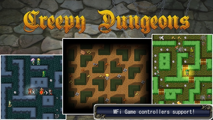 Creepy Dungeons Heroes screenshot-4