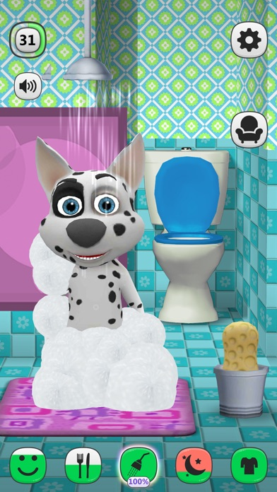 点击获取My Talking Dog – Virtual Pet