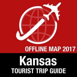 Kansas Tourist Guide + Offline Map