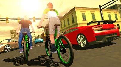 Xtreme Bicycle BMX Ride-r: Stunt Cycle Simulation screenshot three
