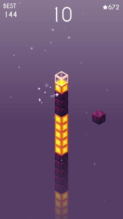 One Pillar Diamond Night screenshot-3