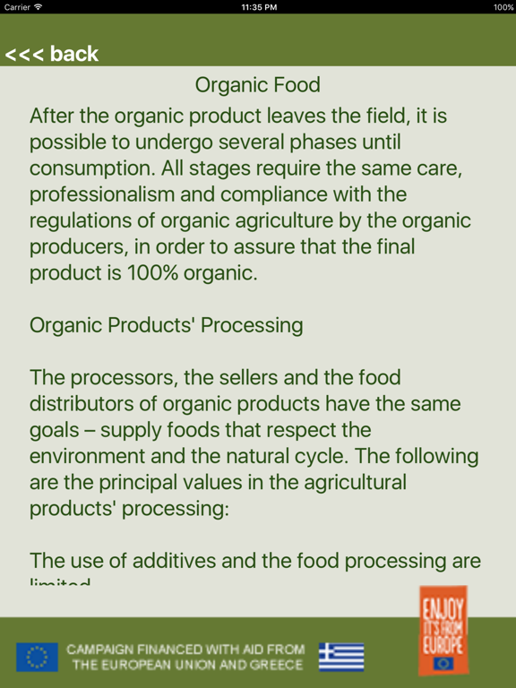 Go-Organic screenshot 10