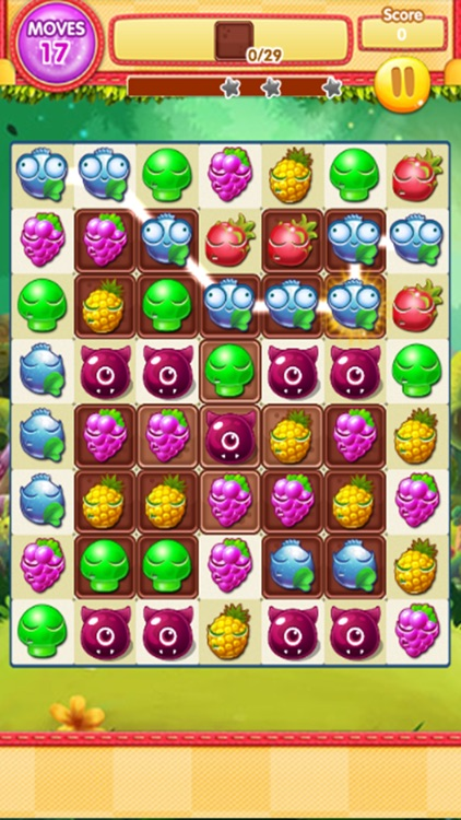 Fruit Splash Match screenshot-3