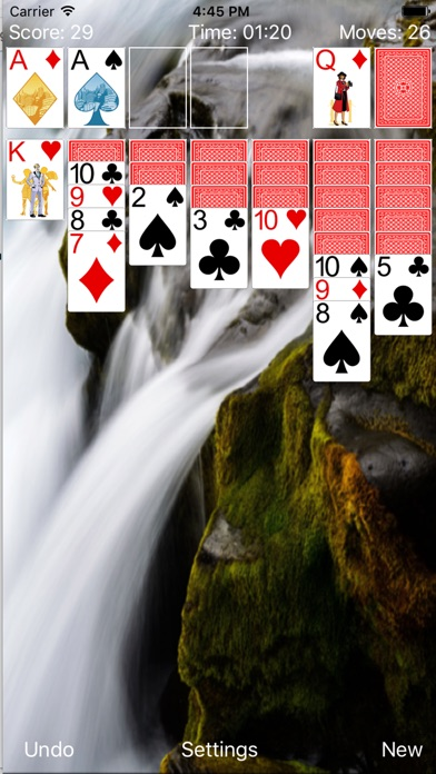 ◆ Solitaire-1