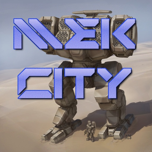 Mek City Forum icon