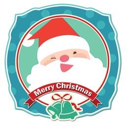 StiPia - Christmas Stickers