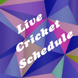 Live Cricket Schedule