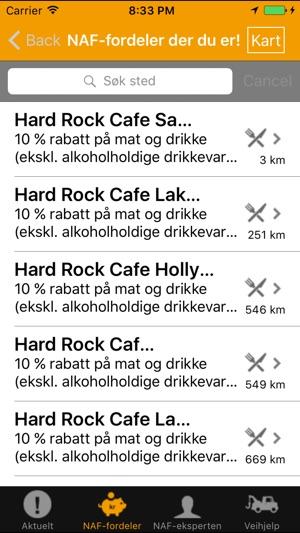 naf kart NAF on the App Store