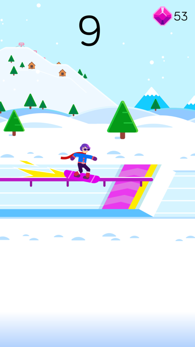 Ketchapp Winter Sports screenshot 5