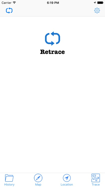 Retrace - Trace Your Path