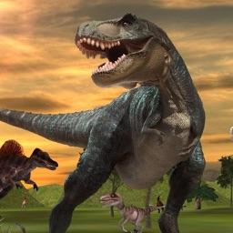 Wild Dinosaur Hunter Simulator: Mars 2017