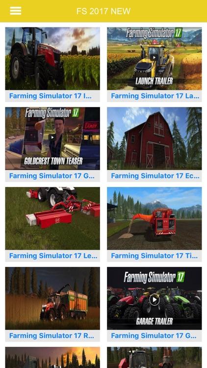 FS17 MOD - Mods For Farming Simulator 2017