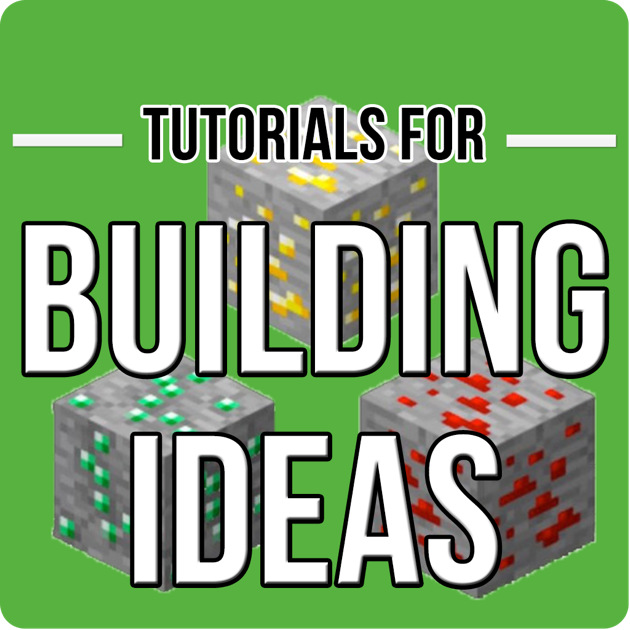 ‎Building Ideas For Minecraft
