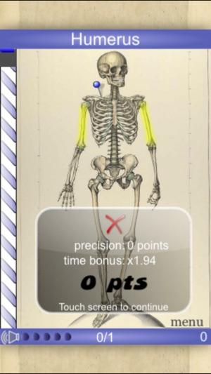 Speed Bones Lite Quiz On The App Store