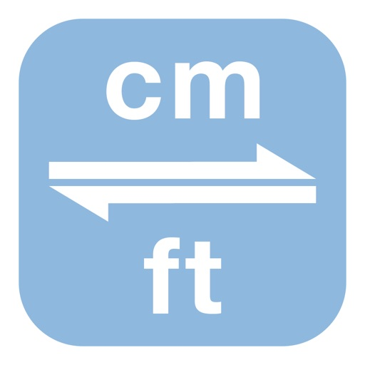 77883e7ebf4 Centimeters to Feet | cm to ft by Meta Technologies GmbH