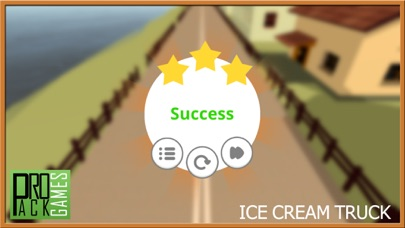 Icecream Delivery Truck Driving : Traffic Racer X app image