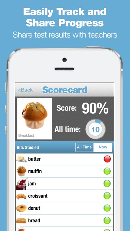 Bitsboard PRO - Flashcards & Educational Games App screenshot-3