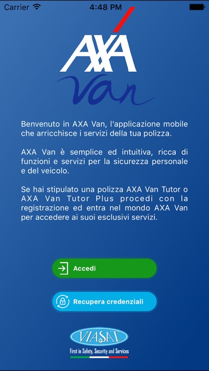 AXA Van screenshot-0