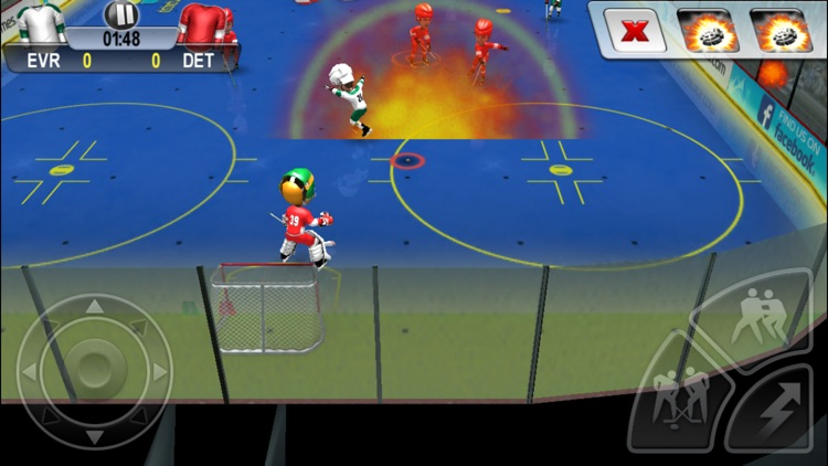 Arcade Hockey 17 screenshot-1