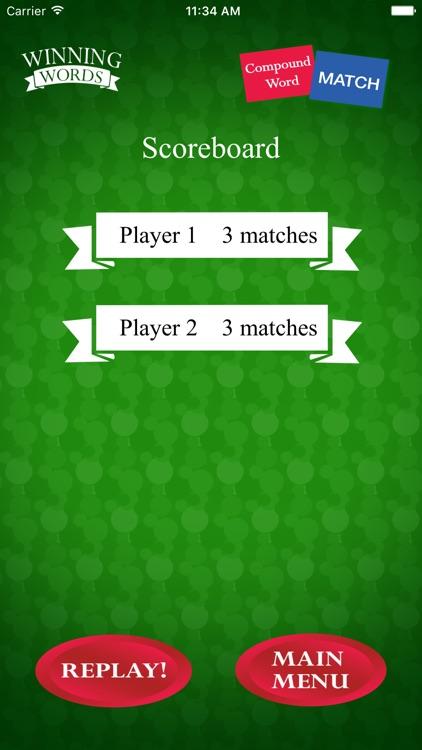 Compound Word Match screenshot-4