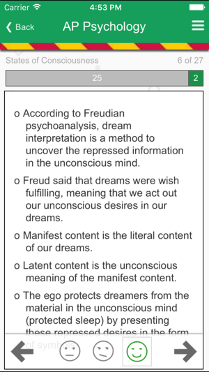 Barron's AP Psychology Flash Cards on the App Store