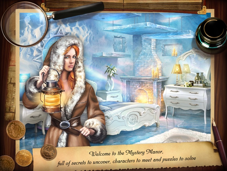 Mystery Manor: Hidden Adventure HD
