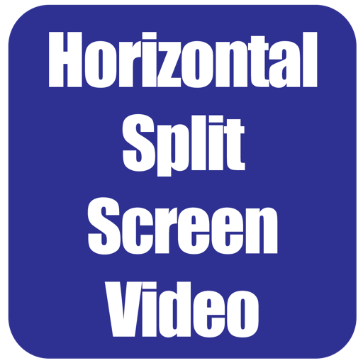 Horizontal Split Screen Video