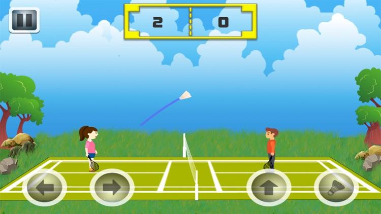 Badminton Touch Hero