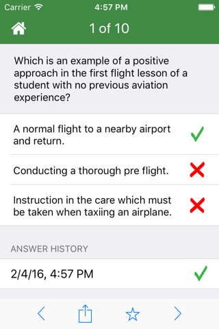 2017 FAA Test Prep - Fundamentals of Instructing screenshot 1