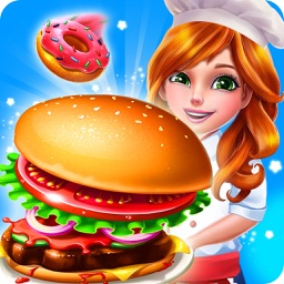 Crazy Chef Kids: Cook Yummy Food