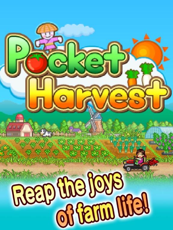 Игра Pocket Harvest
