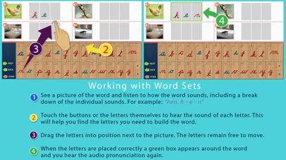 The Cursive Movable Alphabet - Montessori Language screenshot 2