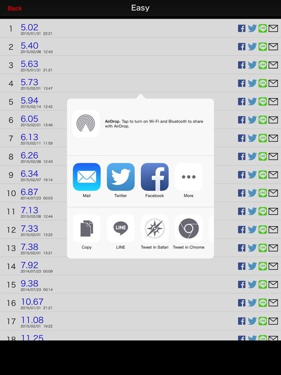 Calculator Tap Fast Game Скриншоты9