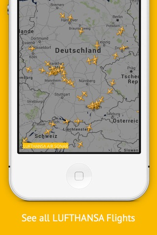 Lufthansa Air Sonar - náhled
