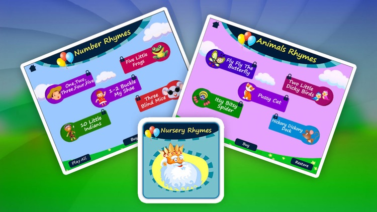 Nursery Rhymes By Tinytapps screenshot-3