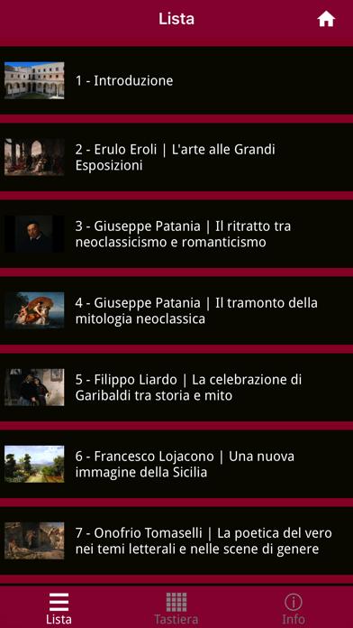 Segni d'Arte Videoguida in LIS screenshot 2