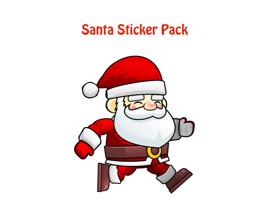 Santa Sticker Pack