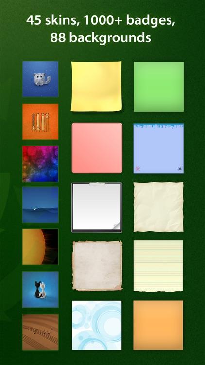 abc Notes Lite - ToDo, Checklist & Sticky Note screenshot-3