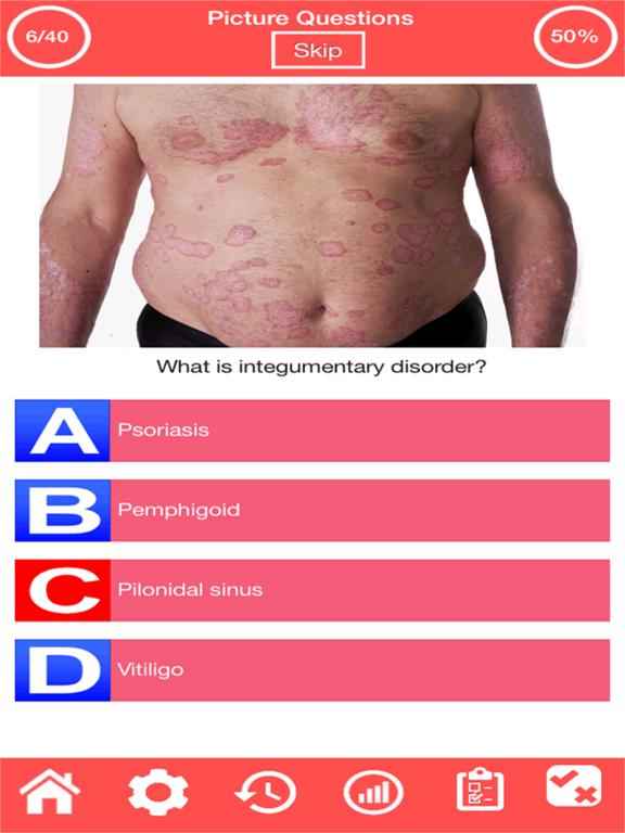 Integumentary System Quiz screenshot 2