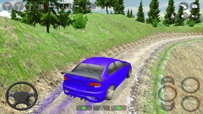 Crazy Mountain Car Driving Adventure Game 2017 screenshot two