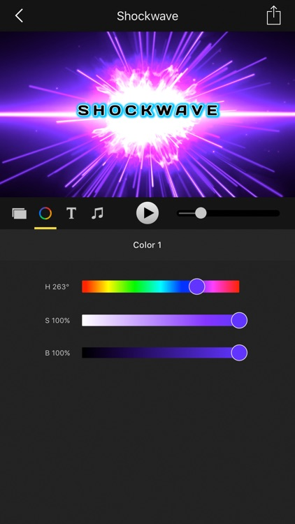 IntroMate - Intro Maker for iMovie app image