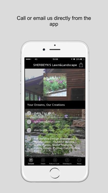 SHERBEYN'S Lawn&Landscape