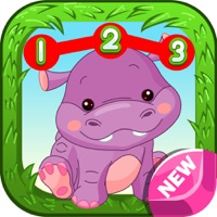 Codes for Animals puzzle games for toddlers Hack